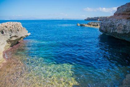 moto a noleggio a Formentera