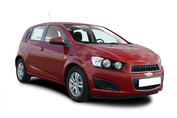 La Savina Rent a Car - Chevrolet Aveo AUTO