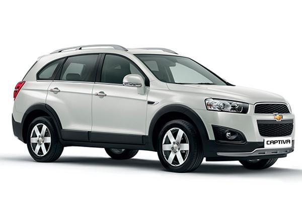 La Savina Rent a Car - Chevrolet Captiva AUTO