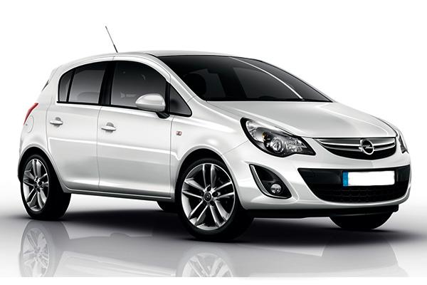 La Savina Rent a Car - Opel Corsa