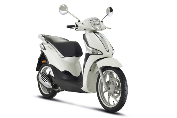 La Savina Rent a Car - Piaggio Liberty 50c.c
