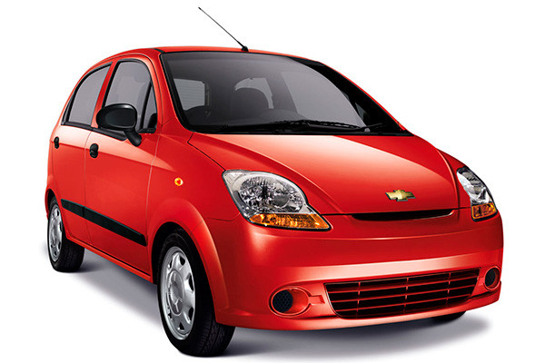 La Savina Rent a Car - Chevrolet Matiz