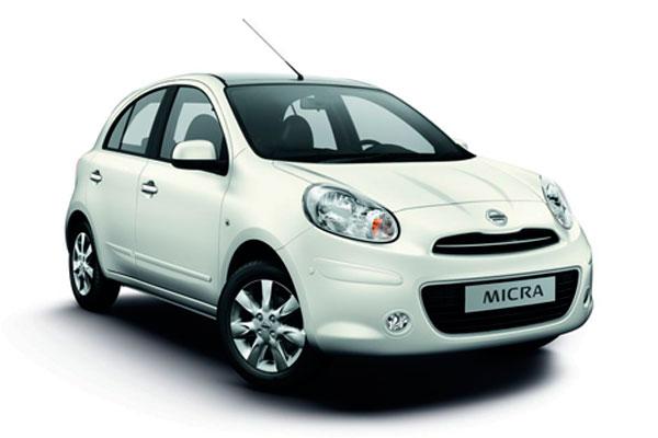 La Savina Rent a Car - Nissan Micra