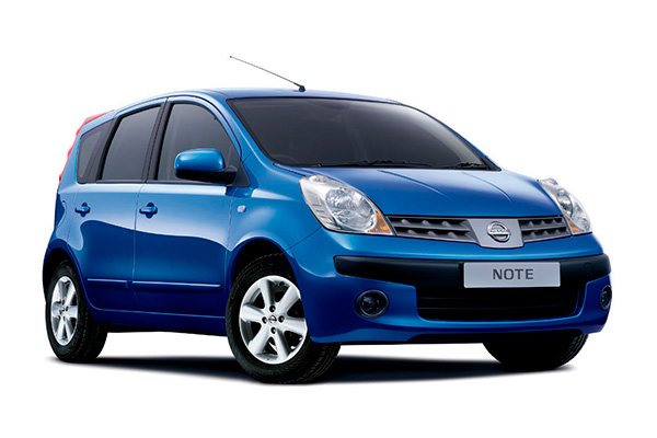 La Savina Rent a Car - Nissan Note