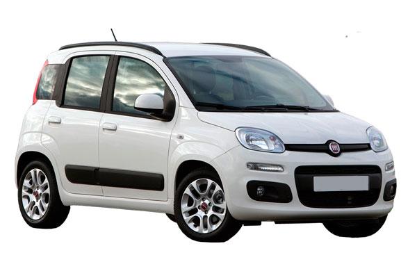 La Savina Rent a Car - Fiat Panda