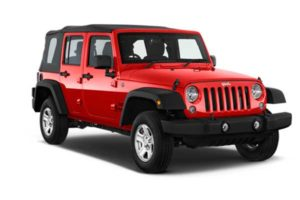 Jeep Wrangler Long Body