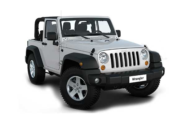 La Savina Rent a Car - Jeep Wrangler