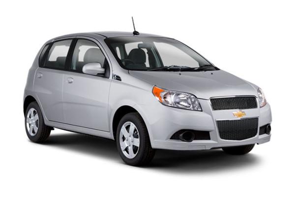 La Savina Rent a Car - Chevrolet Aveo