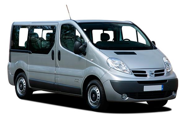 La Savina Rent a Car - Nissan Primastar