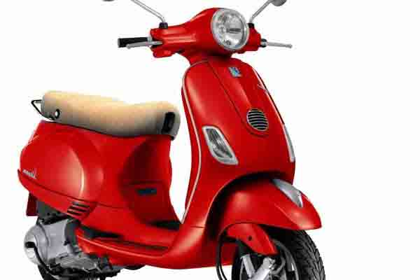 La Savina Rent a Car - Piaggio Vespa 125 LX