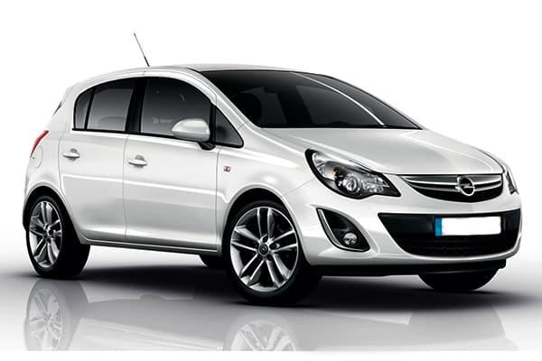 Turbo Rent a Car - Opel Corsa
