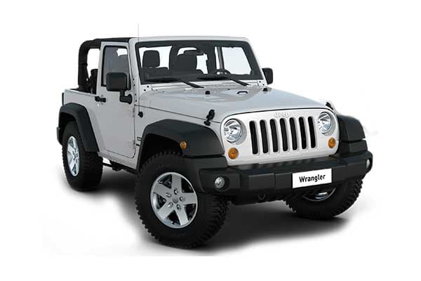 Turbo Rent a Car - Jeep Wrangler
