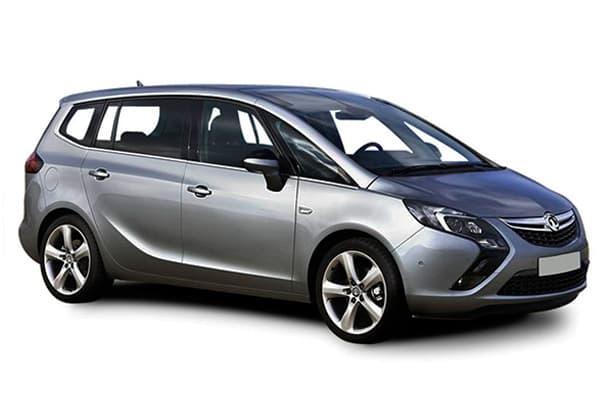 Turbo Rent a Car - Opel Zafira
